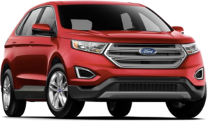 2018 Ford Edge at Listowel Ford