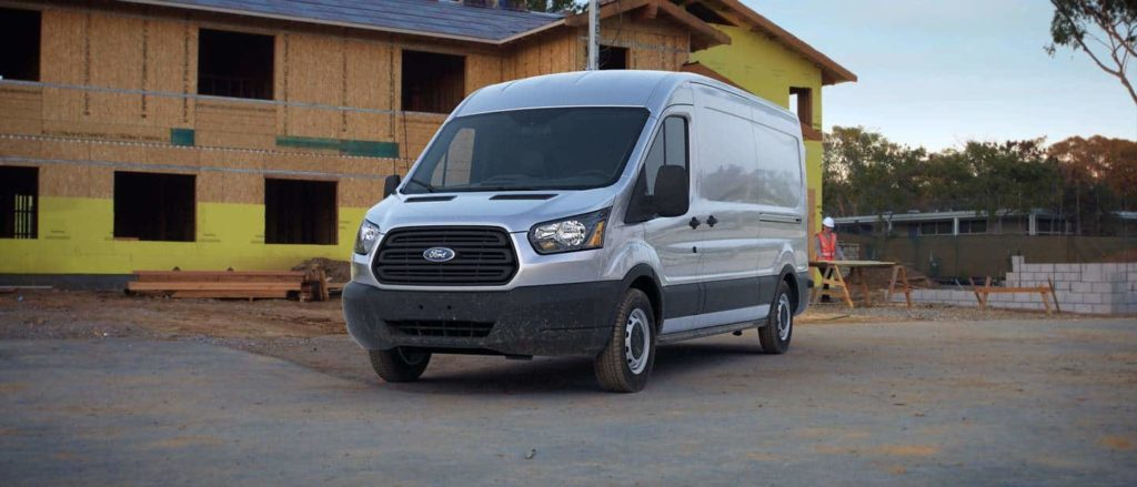 2019 Ford Transit Cargo and Passenger Vans available for sale at Listowel Ford