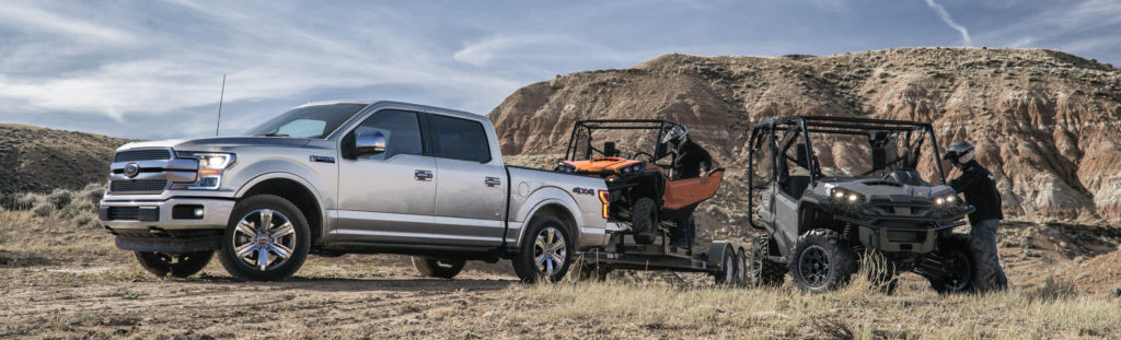 Pay What we Pay for Your New 2019 Ford F-150 XLT at Listowel Ford