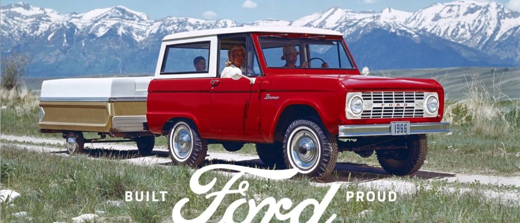 1966 Ford Bronco Image Listowel Ford