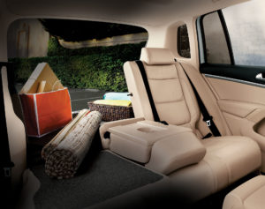 Tiguan 60-40 Rear Seats