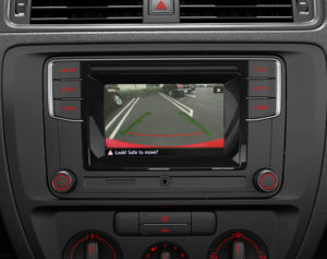 Jetta Rearview Camera