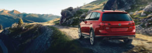 VW alltrack 4awards