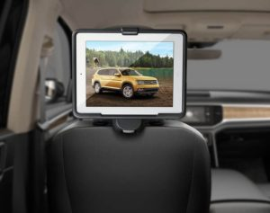 Rear Seat Entertainment - Bracket for tablet
