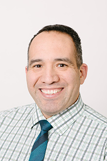 Raul Hernandez - Service Manager