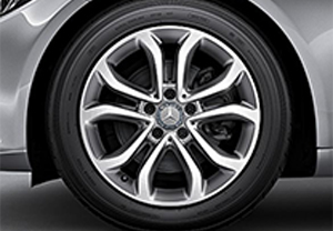 Mercedes-Benz ApprovedTires and Wheel Packages