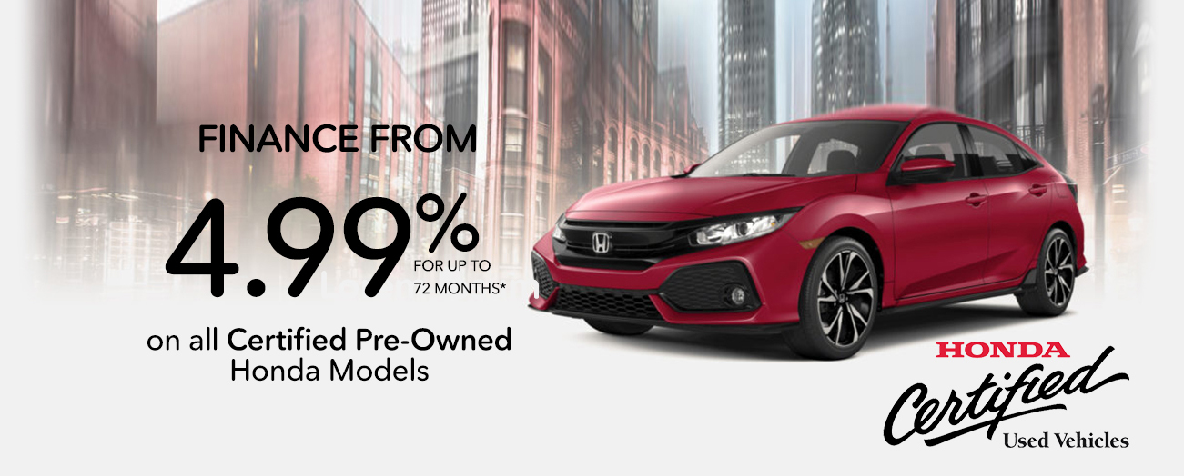 Honda Civic Certified Pre Owned >> Benefits To Buying A Certified Pre Owned Honda Honda Canada