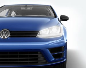 Golf R Bi-Xenon Headlights