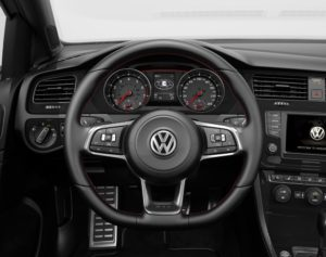 Golf GTI Multifunction Wheel