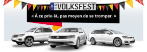 Volksfest French Banner