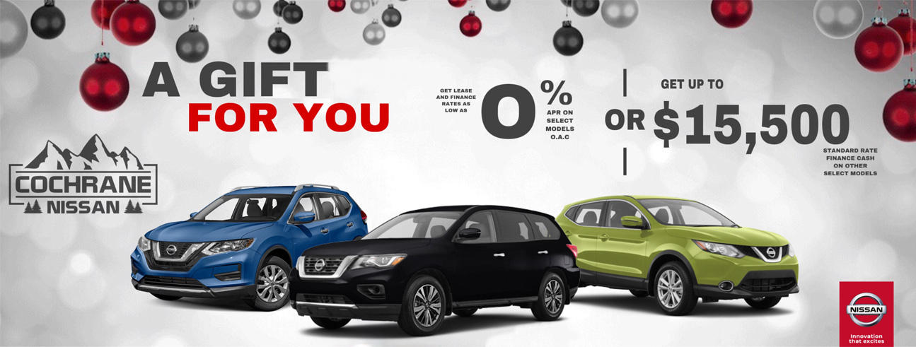 Nissan - Gift for You Event
