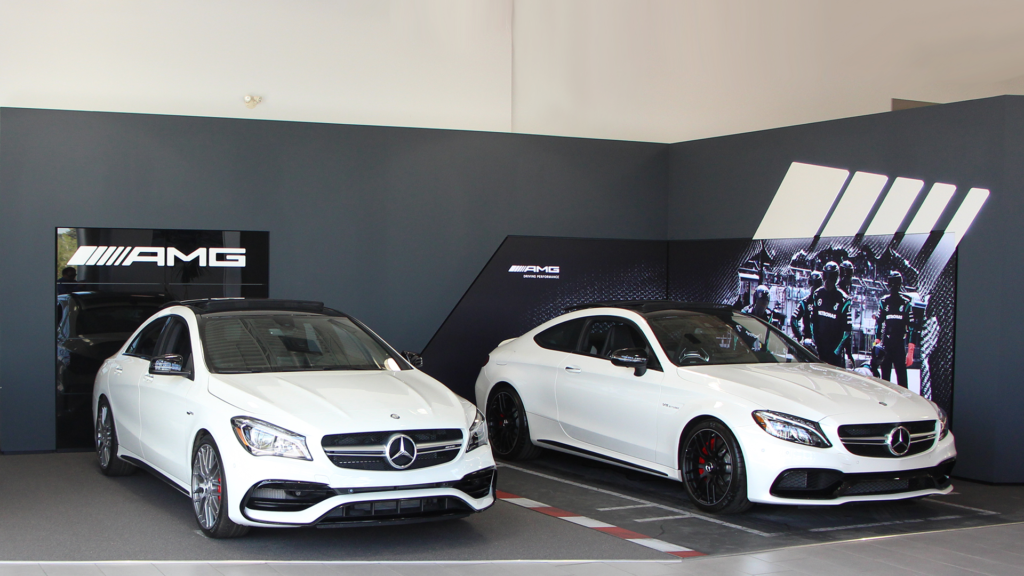 AMG Performance Centre