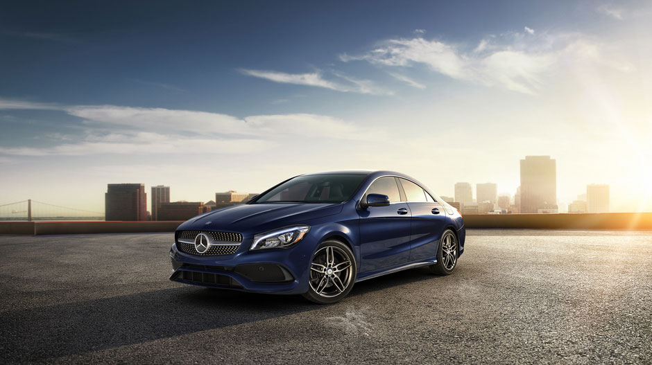 CLA 250 | Front