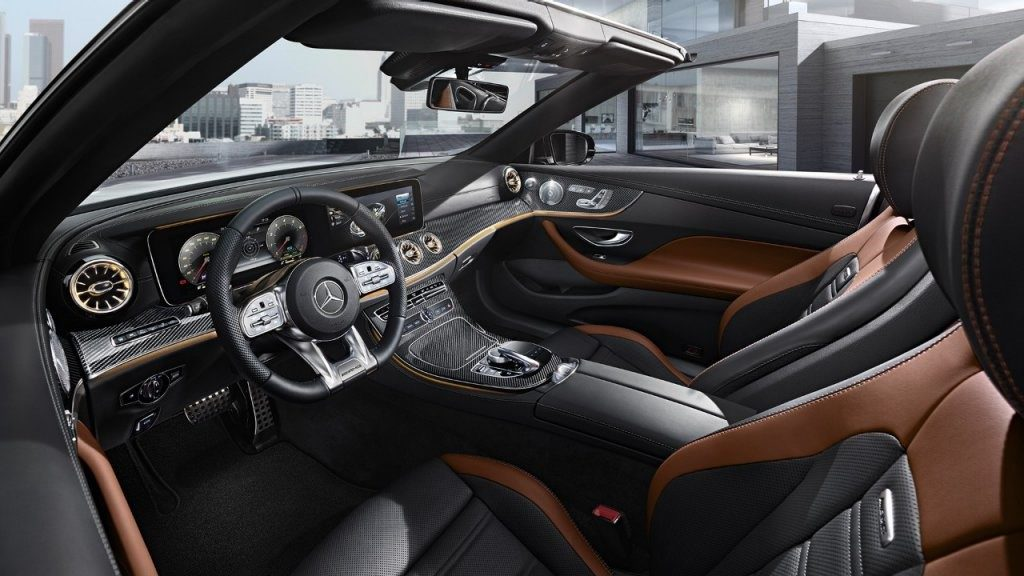 E53 Cabriolet interior | 53 Series