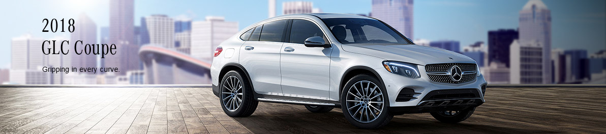 Mercedes-Benz Calgary GLC Coupe