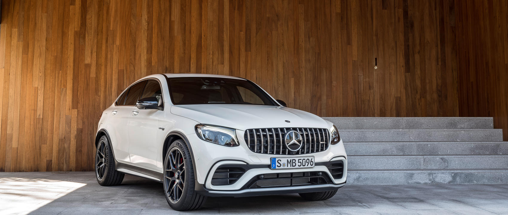GLC 63 S 4MATIC+ | Panamericana Grille