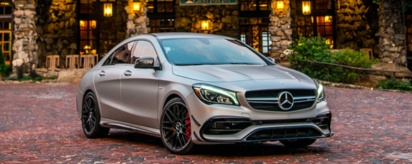 2019 CLA Coupe Mercedes-Benz Downtown Calgary