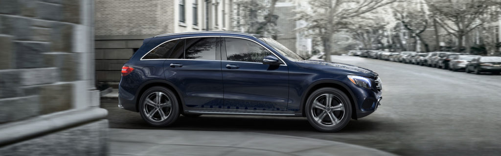 2019 GLC SUV Mercedes-Benz Downtown Calgary
