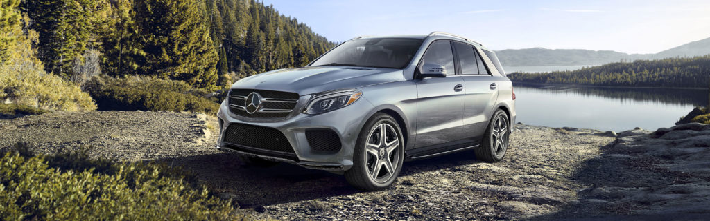 2019 GLE SUV Mercedes-Benz Downtown Calgary
