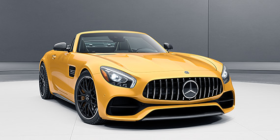 Mercedes-Benz AMG GT Roadsters