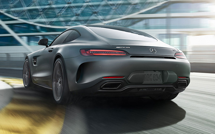 Mercedes-Benz Calgary   Mercedes-AMG GT Coupe Carved Design