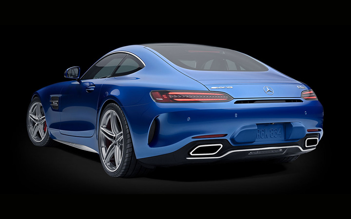 Mercedes-Benz Calgary   Mercedes-AMG GT Coupe Looks That Thrill
