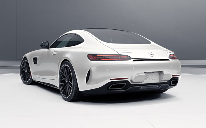 The Mercedes-AMG GT Coupe Can't Be Mass Produced