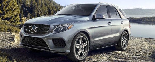 Mercedes-Benz GLE Special Offers