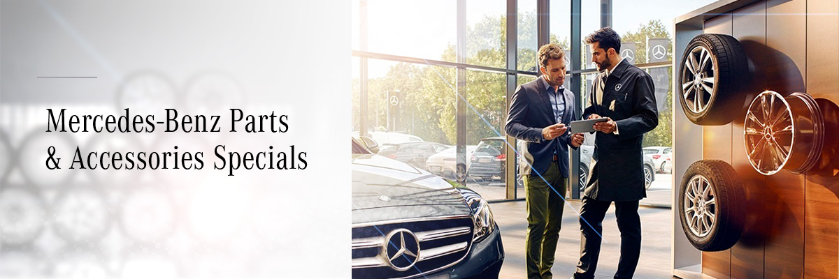 Mercedes-Benz Downtown Calgary | Accessories and Parts