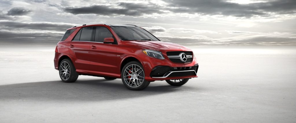 Top 10 Reasons to get a Mercedes-Benz GLE SUV