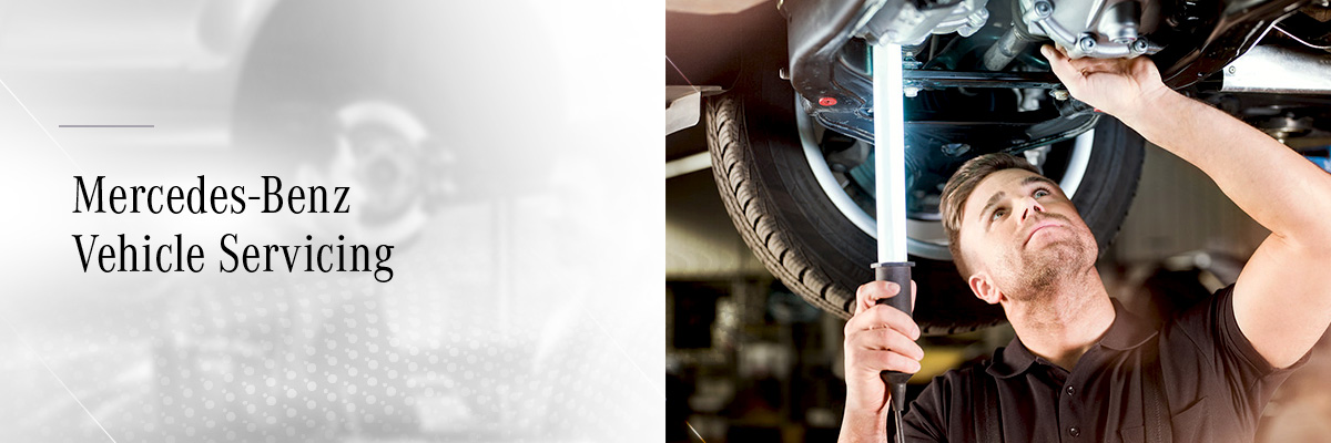 Mercedes-Benz Downtown Calgary - Vehicle Servicing Done Right
