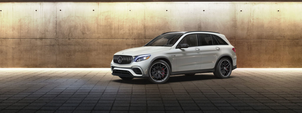 Mercedes-Benz GLC 63 S SUV