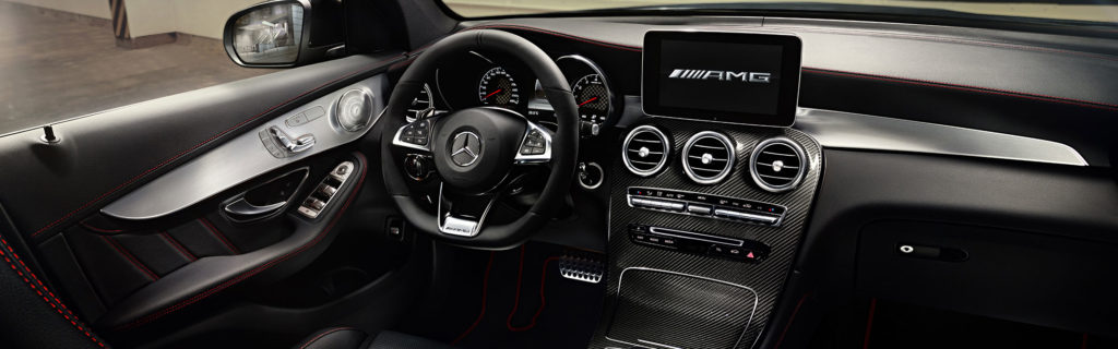 Mercedes-Benz GLC 63 S Interior
