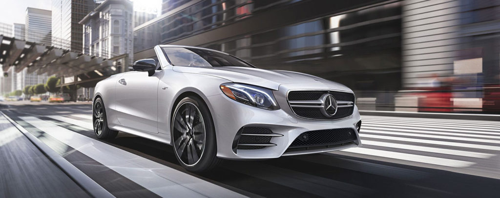 AMG E 53 4MATIC+ CABRIOLET Driving