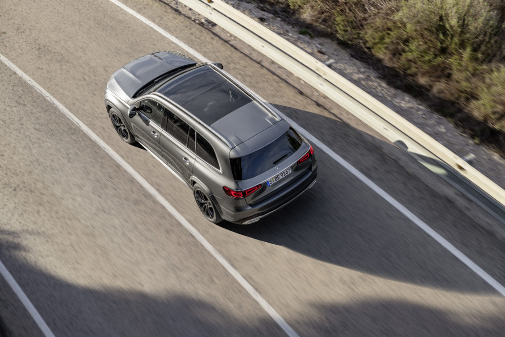 2020 Mercedes-Benz GLS E-ACTIVE BODY CONTROL
