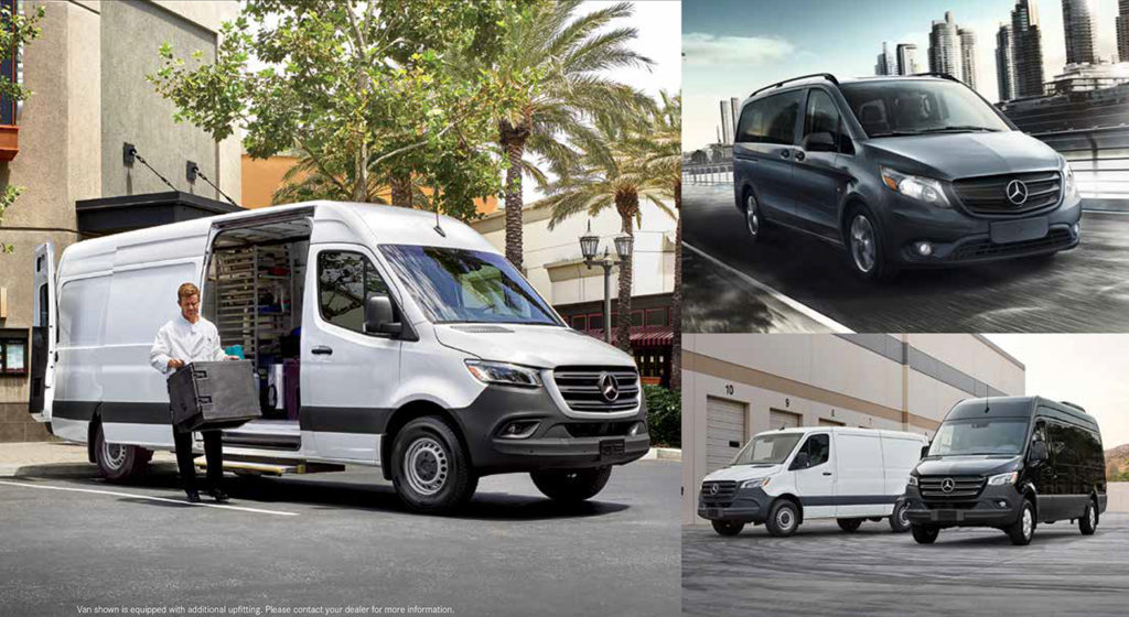 Mercedes-Benz Sprinter Van All