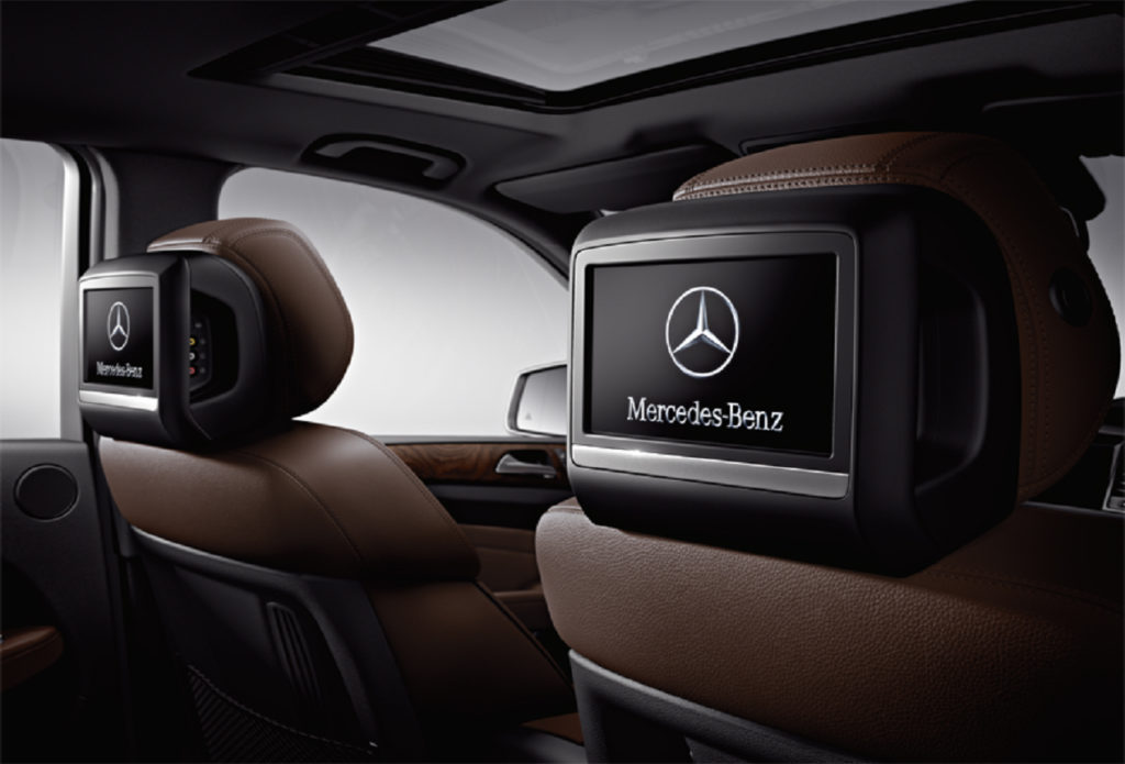 Mercedes-Benz Calgary Accessories TV