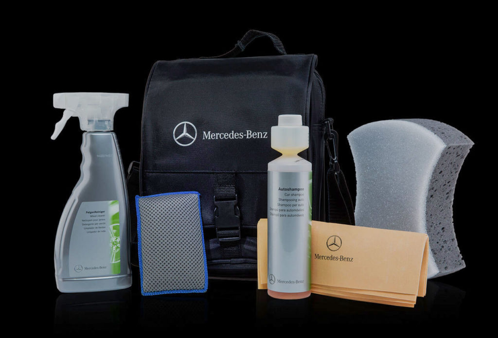 Mercedes-Benz Calgary Accessories Cleaning
