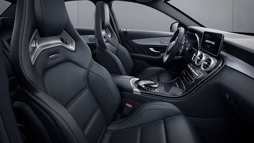 2020 C-Class Sedan Interior Seats
