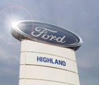 Highland Ford staff