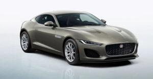 F Type Coupe 2021