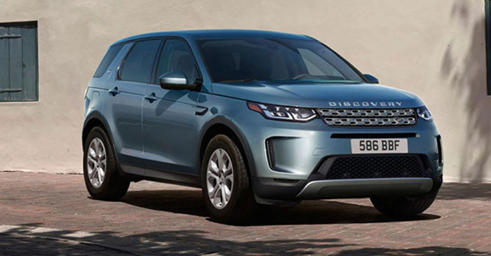 Landrover 0001 Discovery Sport