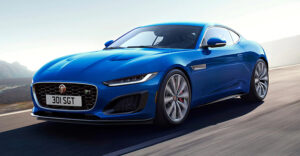 2021 Ftype Incentive Coupe