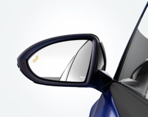 Golf R Blind Spot Detection