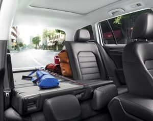 Golf Alltrack Cargo Floor