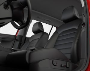 Golf Alltrack 12 way power seats