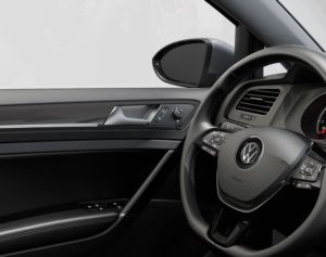 Golf Alltrack Ambient lighting