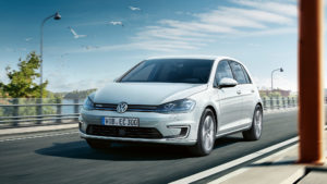 2018 Volkswagen e-Golf