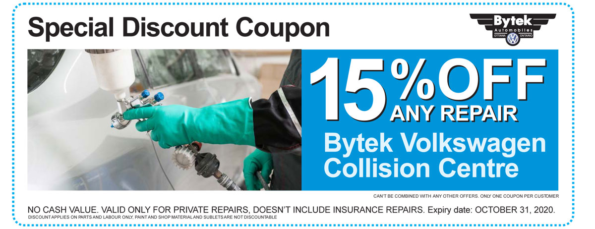 Collision Coupon Bytek