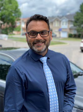 Sid Uppal - General Manager